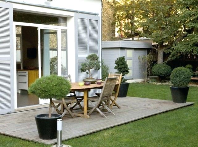 decoration exterieur de terrasse