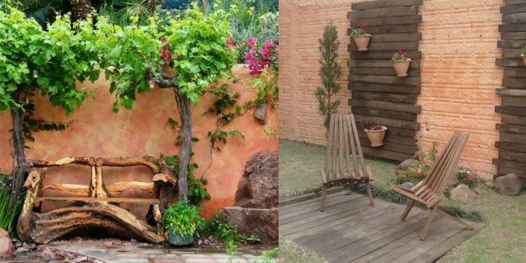 decoration exterieur en bois