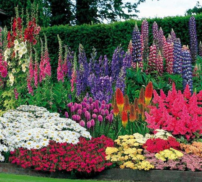 decoration exterieur fleur