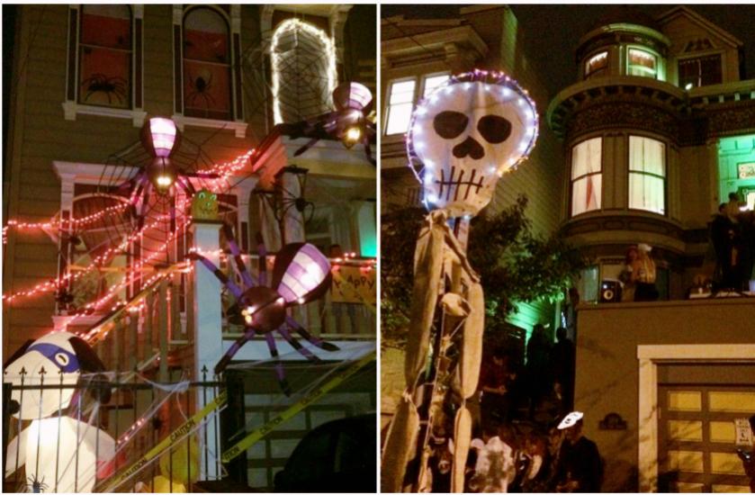 decoration exterieur halloween a faire soi meme