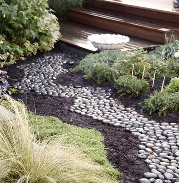 decoration exterieur jardin galet - le spécialiste de la ...