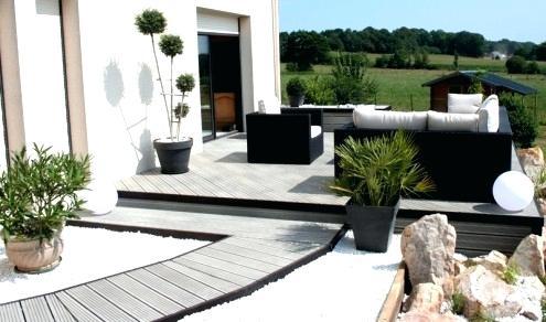 Decoration Exterieur Jardin Moderne Le Specialiste De La