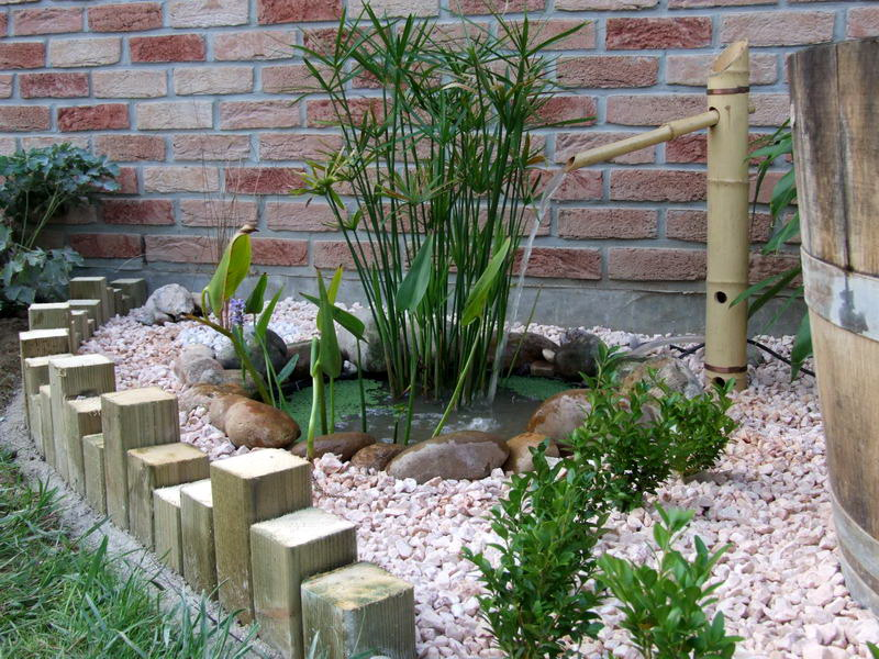 Decoration exterieur jardin zen pierre le sp cialiste de la d coration ext rieur - Idees amenagement jardin exterieur ...