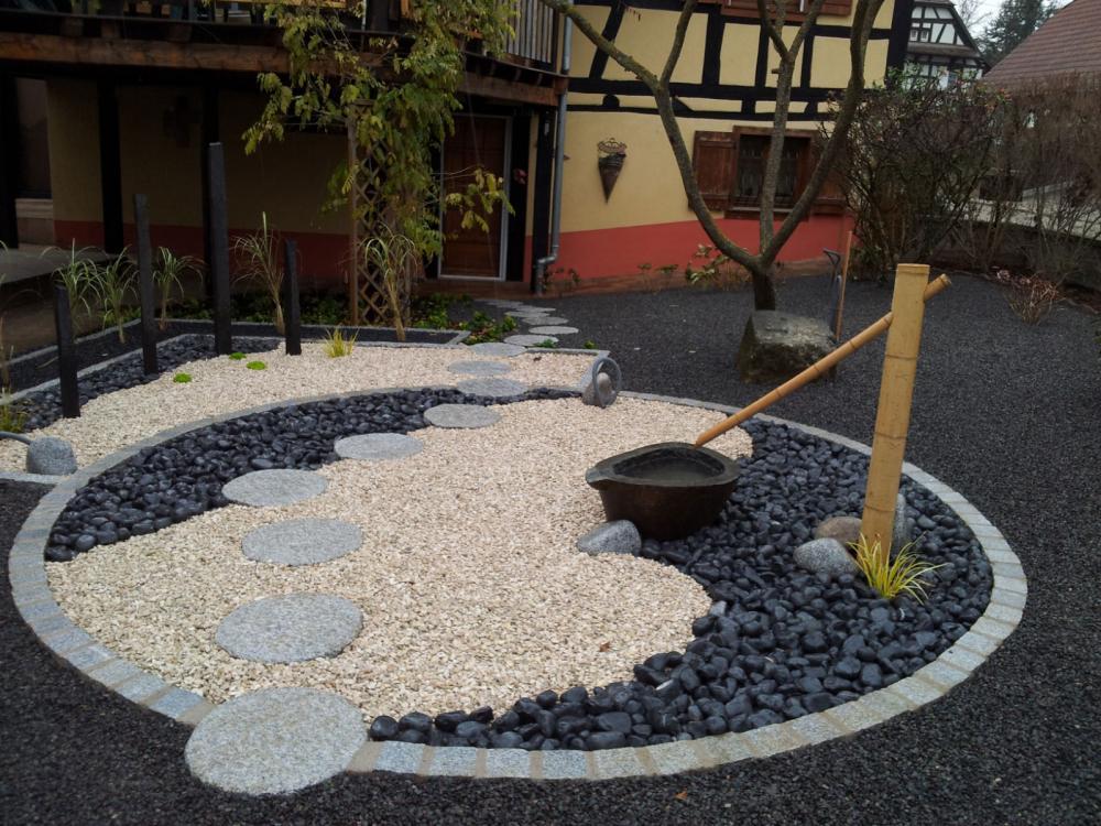 Decoration exterieur jardin zen pierre le sp cialiste de la d coration ext rieur - Decoration pour jardin exterieur ...