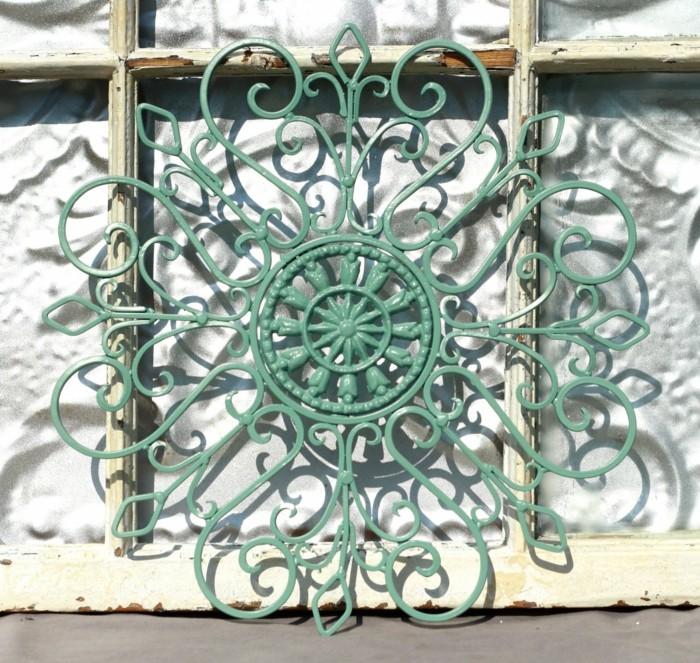 decoration exterieur metal