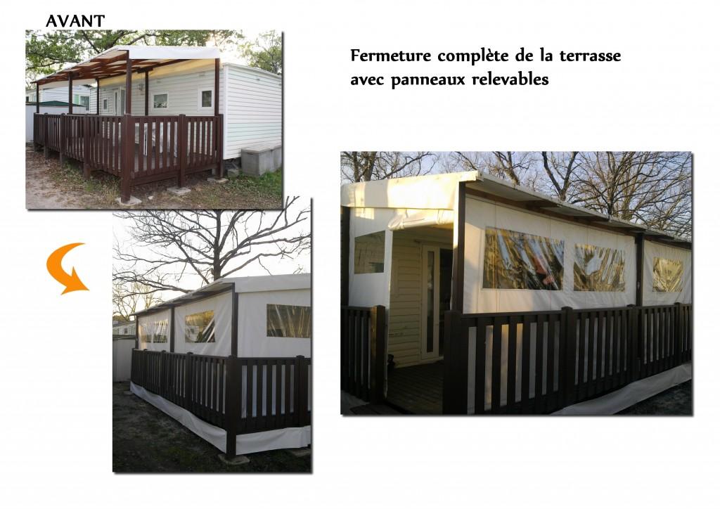 decoration exterieur mobil home