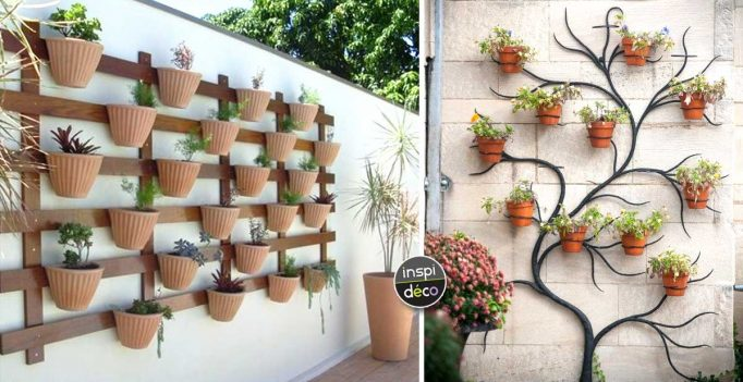 decoration exterieur mur
