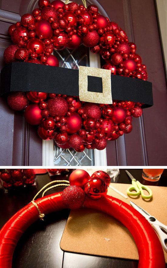 decoration exterieur noel diy