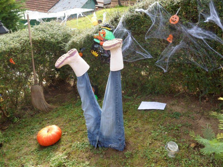 decoration exterieur pour halloween