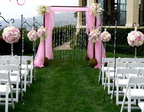 decoration exterieur pour mariage - le spécialiste de la ...