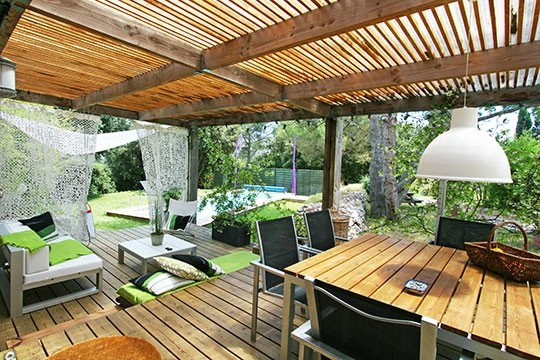 Decoration Exterieur Terrasse Bois Le Specialiste De La