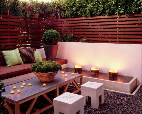 decoration exterieur terrasse