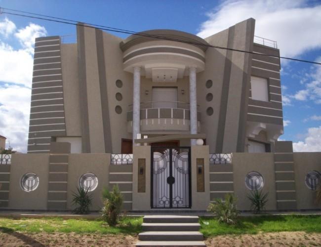 decoration exterieur villa en tunisie - le spécialiste de la ...
