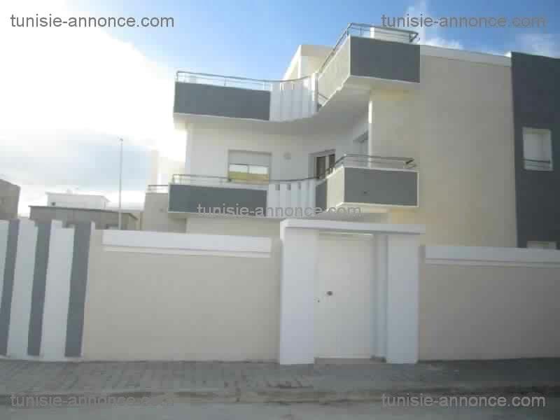 Exceptionnel Decoration Exterieur Villa En Tunisie