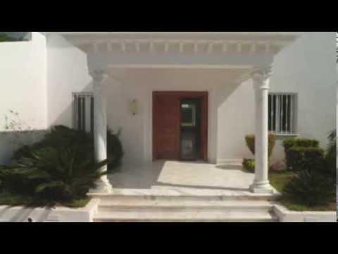 Decoration Exterieur Villa En Tunisie