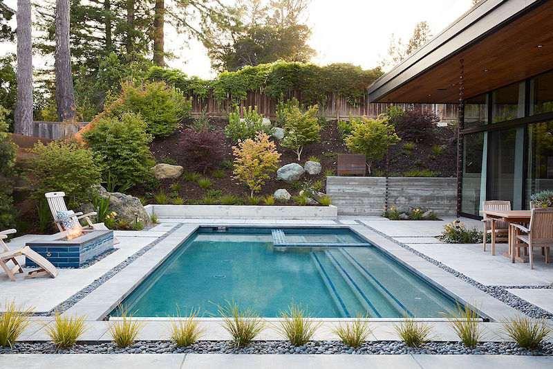 decoration terrasse avec piscine - le spécialiste de la décoration ...