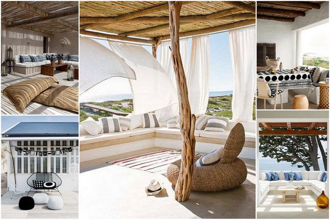 decoration terrasse bois flotte - le spécialiste de la ...