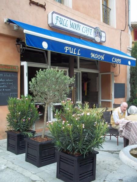 decoration terrasse cafe