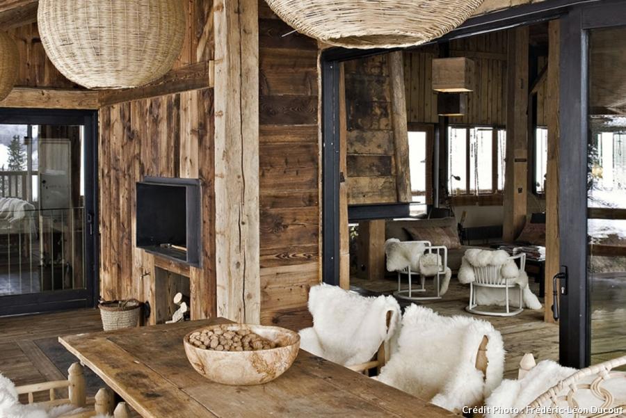 Decoration terrasse chalet le sp cialiste de la d coration ext rieur - Les plus beaux interieurs de maison ...