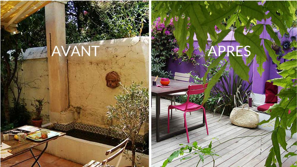 Decoration Terrasse Couleur Le Specialiste De La