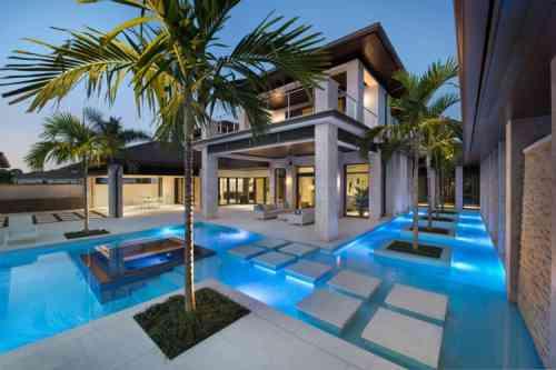 decoration terrasse de piscine