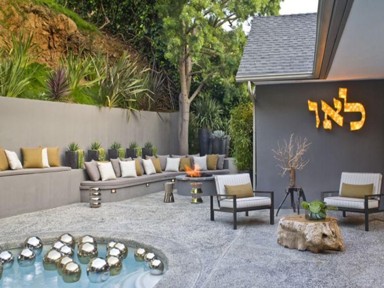 Terrasse Moderne Exterieur   Cartier Love Online