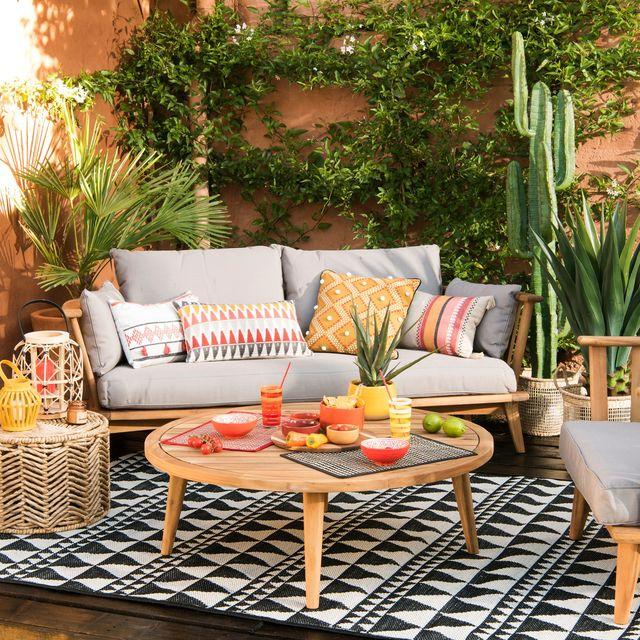 decoration terrasse exterieure - le spécialiste de la décoration ...