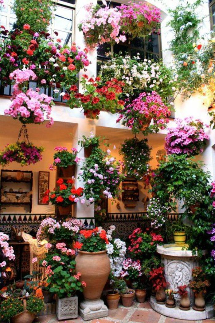 decoration terrasse fleurie - le spécialiste de la ...