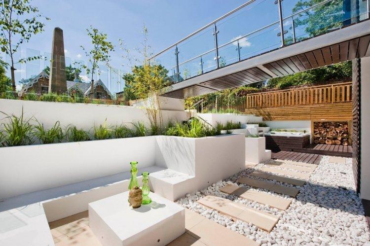 decoration terrasse galet - le spécialiste de la décoration extérieur