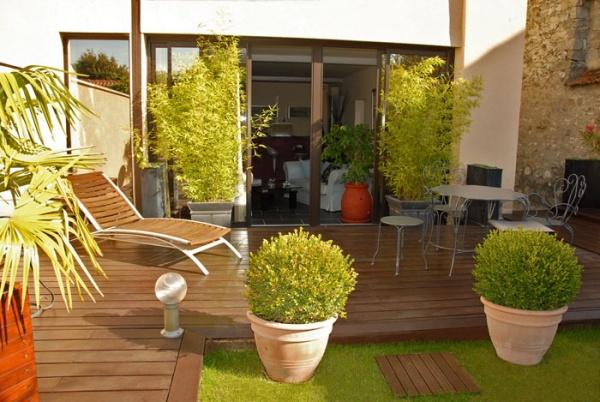 decoration terrasse maison