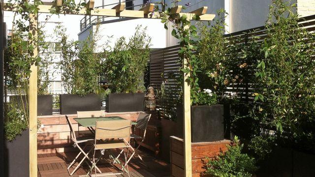 decoration terrasse non couverte