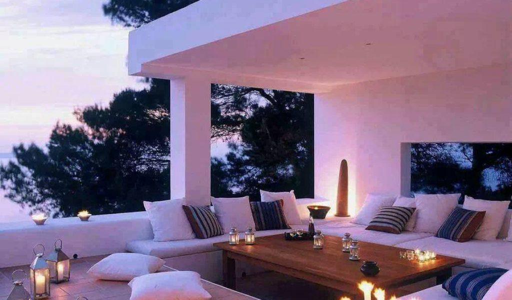 decoration terrasse orientale