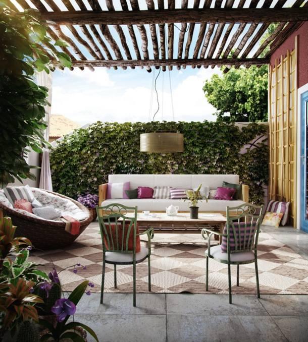 decoration terrasse originale - le spécialiste de la décoration ...