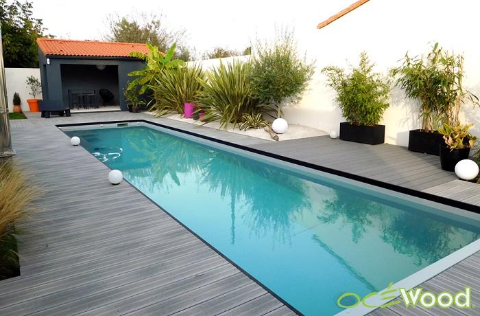 decoration terrasse piscine bois - le spécialiste de la décoration ...