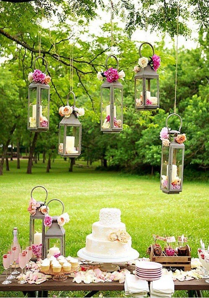 decoration terrasse pour anniversaire