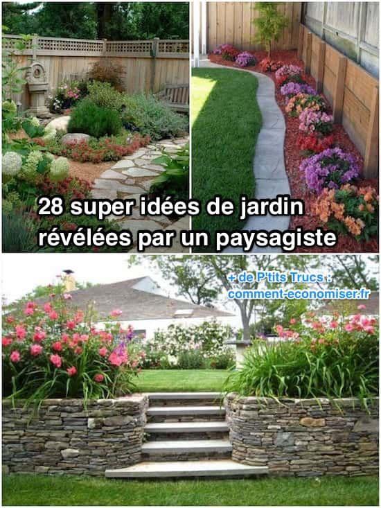 idee jardin 300m2 - le spécialiste de la décoration extérieur