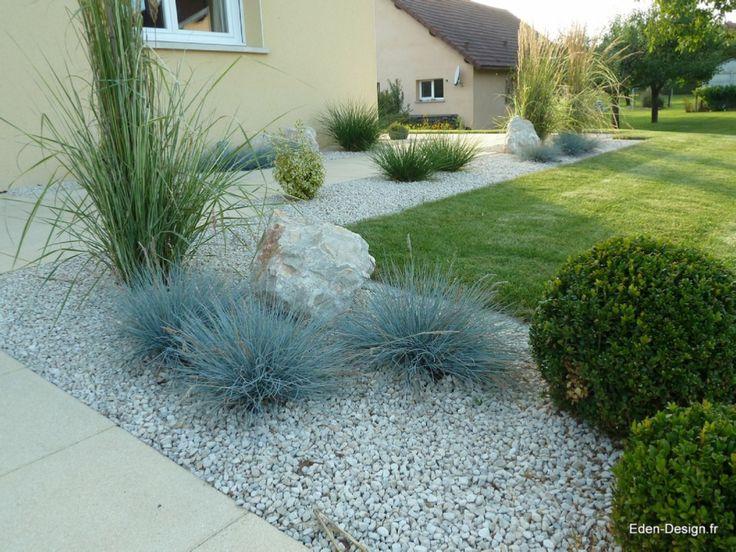 idee jardin avec graminees - le spécialiste de la décoration ...