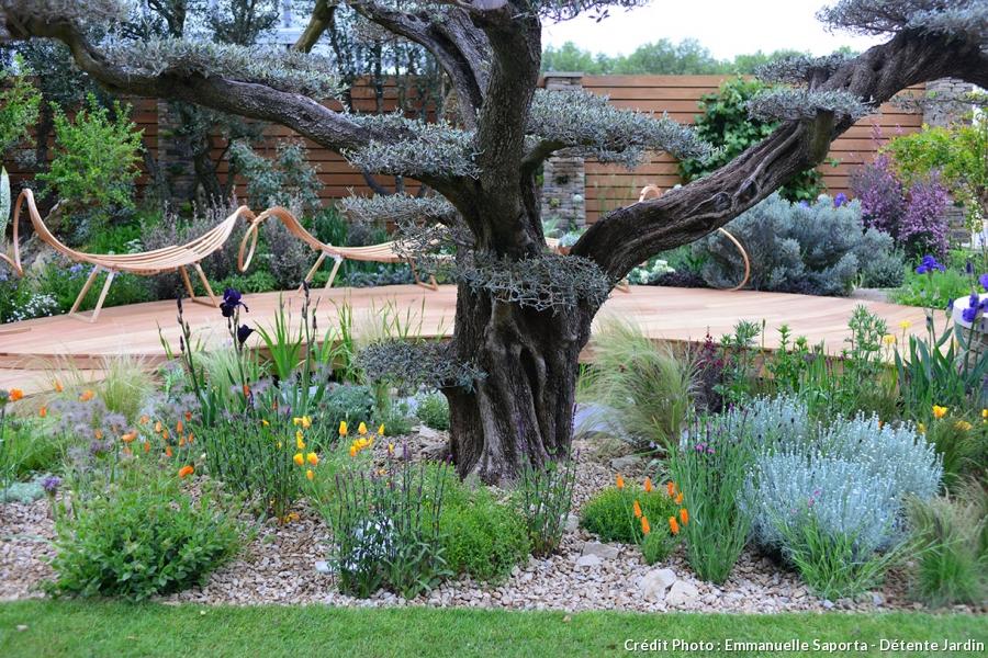 Idee jardin avec olivier le sp cialiste de la d coration Decorer un jardin