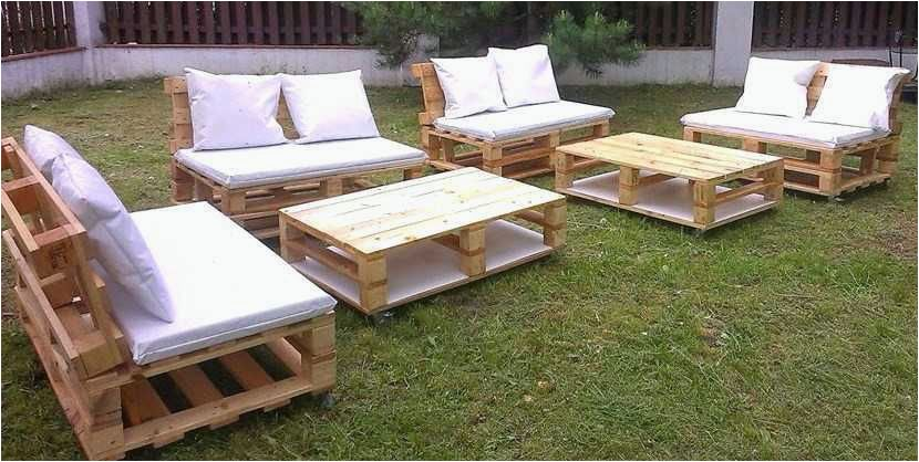 idee jardin avec palette - le spécialiste de la décoration ...