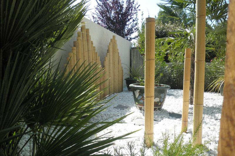 Idee Jardin Bambou Le Specialiste De La Decoration Exterieur