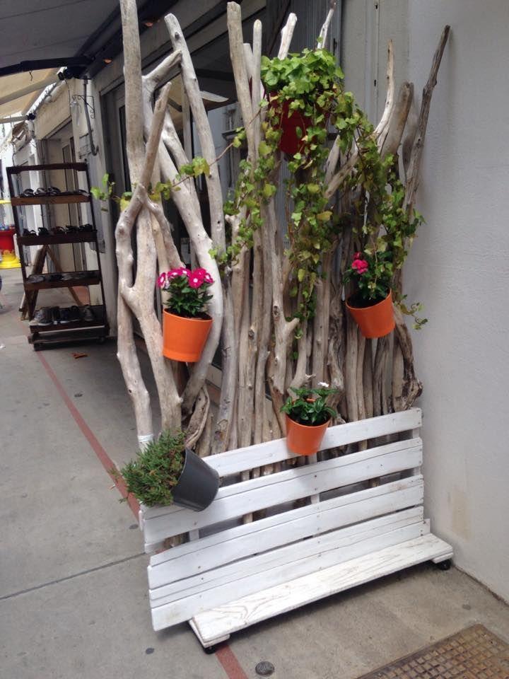 idee jardin bois flotte - le spécialiste de la décoration extérieur