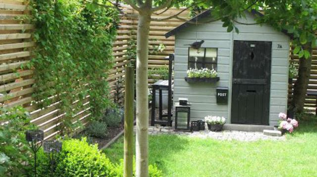 Idee Jardin Cabane Le Specialiste De La Decoration Exterieur