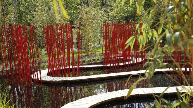 idee jardin chinois - le spécialiste de la décoration extérieur
