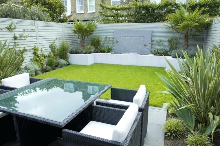 idee jardin contemporain - le spécialiste de la décoration extérieur