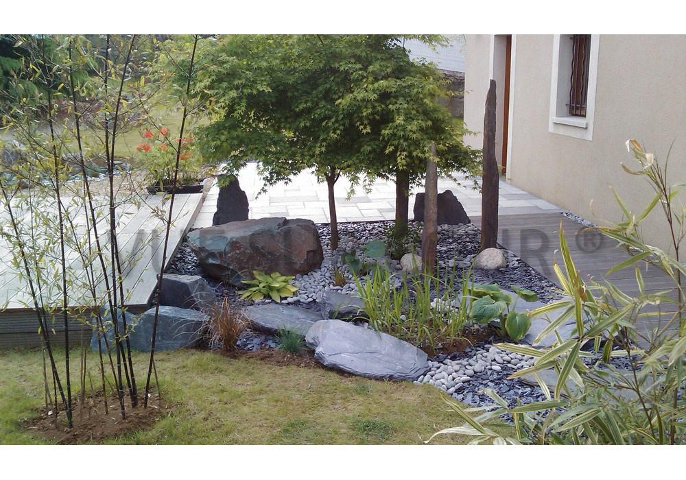 Idee Jardin Cour Le Specialiste De La Decoration Exterieur