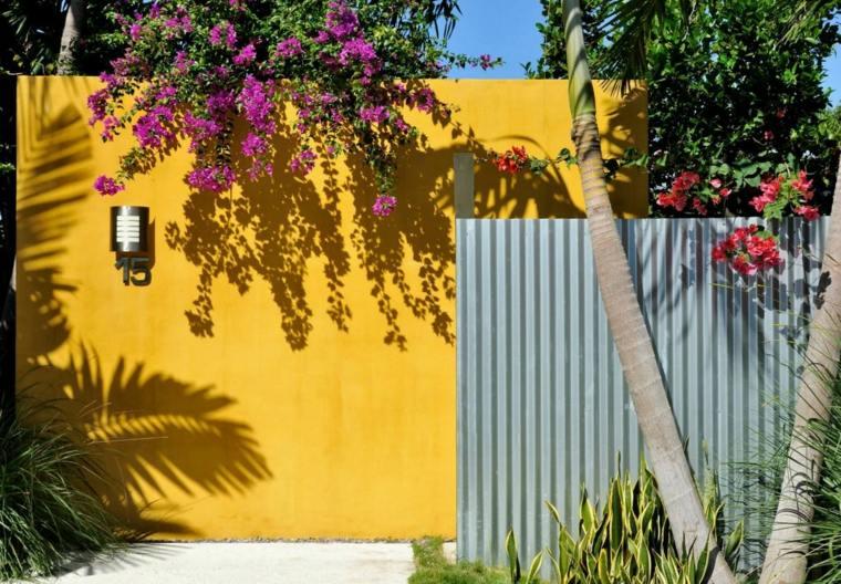 idee jardin creole
