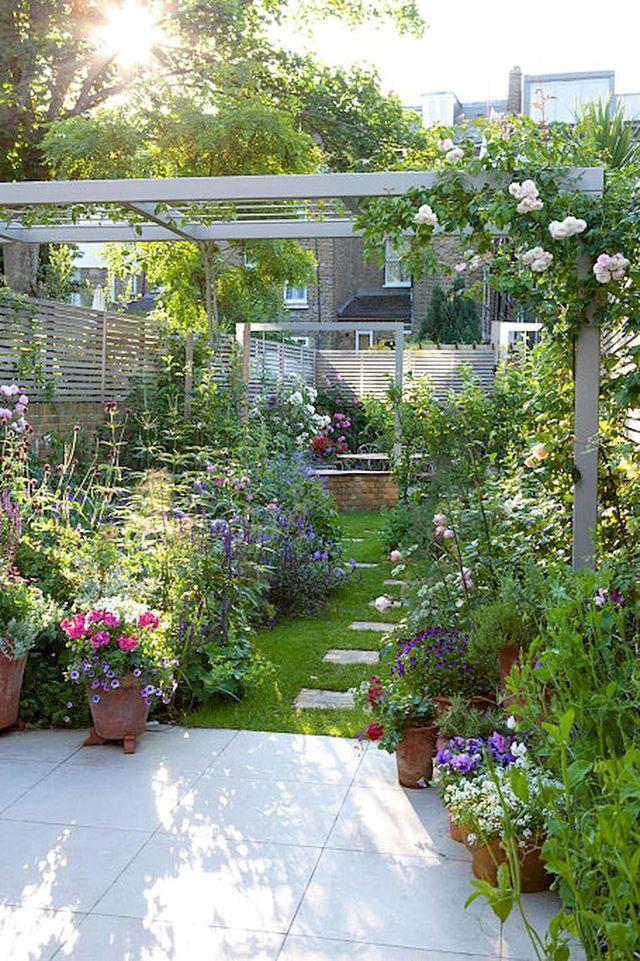 idee jardin de charme