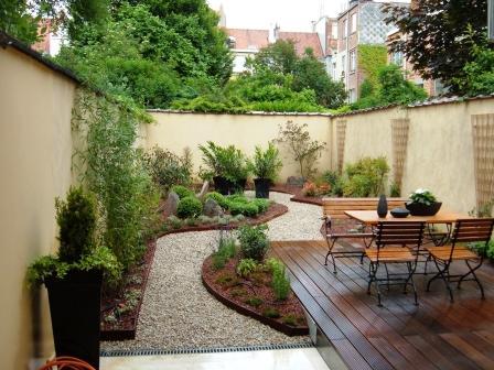 idee jardin de ville