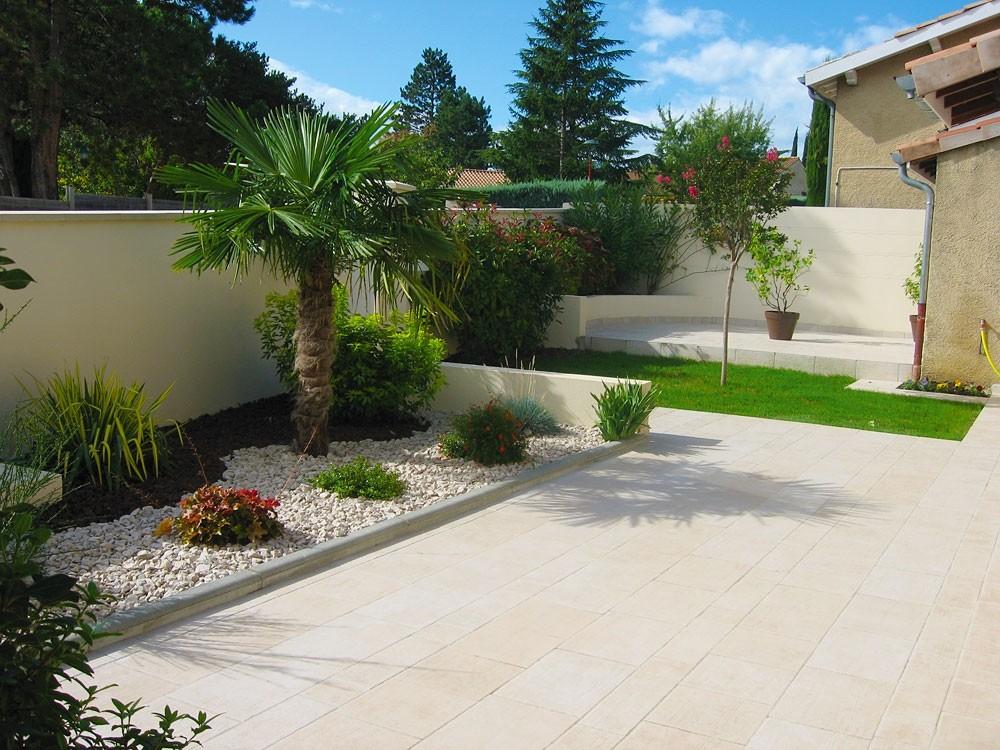 idee jardin devant la maison - le spécialiste de la décoration extérieur