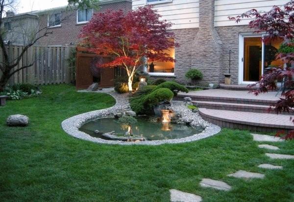 idee jardin devant maison - le spécialiste de la décoration extérieur